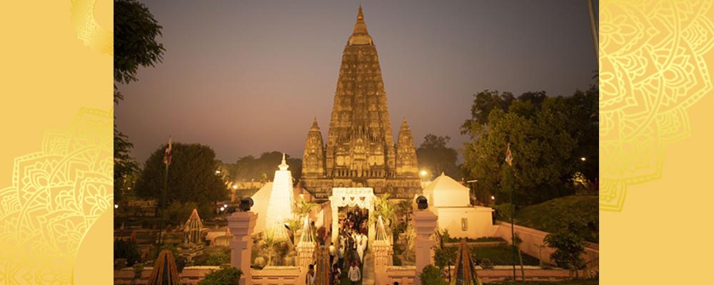「えり旅♪」ワークショップ第二弾 <br />~インド編~ 仏陀の軌跡を辿る旅